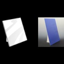 """Ad Card, 8½""""W x 11""""H"""