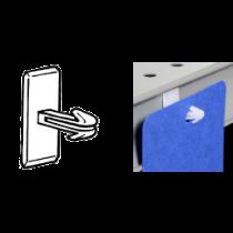 Ad Pad Clip