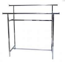 Double Bar Garment Rack