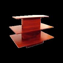 3 TIER DISPLAY TABLE RECTANGULAR SHAPE
