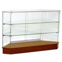 CLEARVISION CORNER SHOWCASE