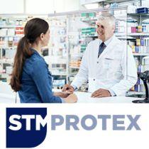 STM Protex Hanging Sneeze Guard Kit