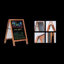 Wood A-Frame ©