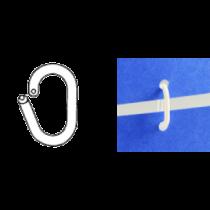 """Oval Split Ring, 1"""" x ½"""""""