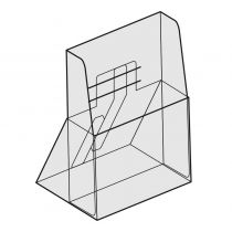 """Counter Standing Holder, 3¾""""W"""