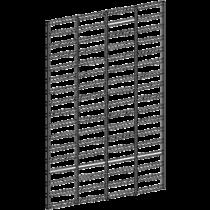 Slatgrid Panel