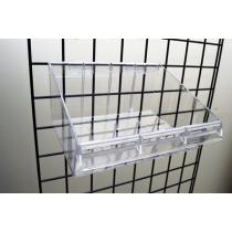 Clear Plastic Bins