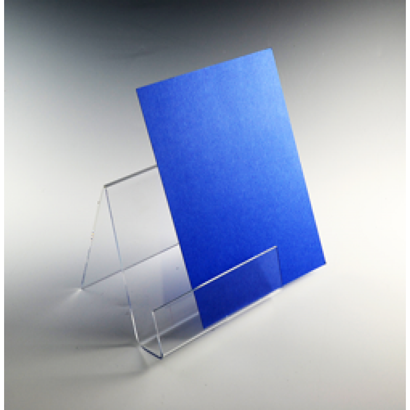 Acrylic Easels Shelftalkers Manufacturing